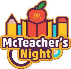 Mcteacher Night Fundraiser